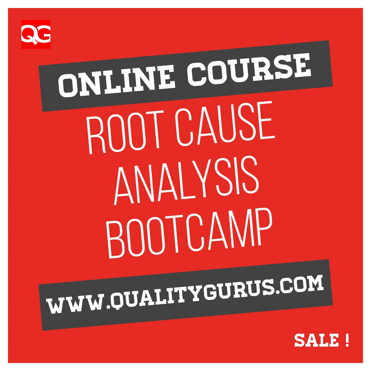 Root Cause Analysis RCA 8D
